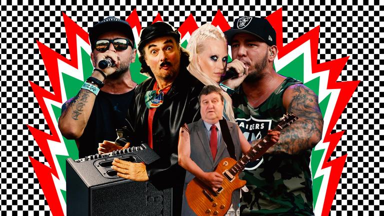 Zűrös éve volt a magyar zenének