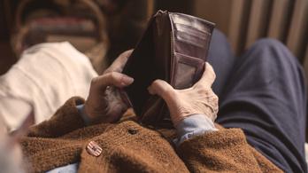 Közel 20 ezer forinttal több a szlovák átlagnyugdíj, mint a magyar