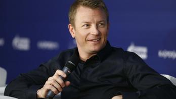 Kimi Räikkönen lenyomta Harry Pottert