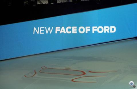 A Fordok új arca állítólag nem agresszív