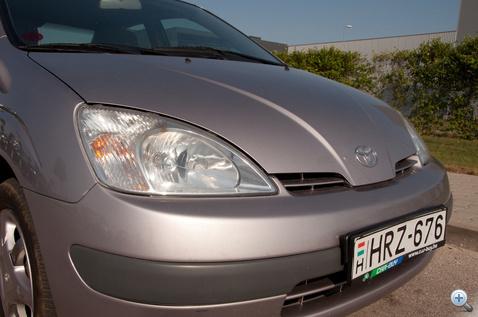 Igazából nem volt sokkal szebb a többi korabeli Toyota sem