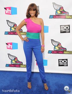 Tyra Banks idén augusztusban egy díjkiosztón