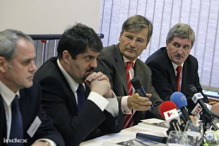 Hagyó Miklós, Demszky Gábor és Kocsis István