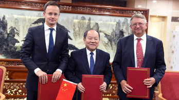 Túl drága lett a kínai vasút Magyarországnak