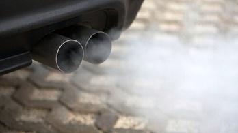 Tovább nőtt az új autók szén-dioxid-kibocsátása 2019-ben