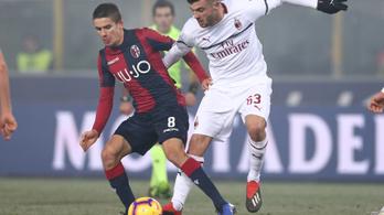 Nagy Ádám szétrombolta a Milan játékát