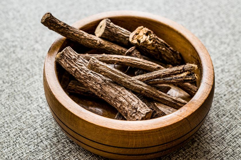 Az édesgyökér hatékony étvágycsökkentő és emésztésjavító gyógynövény. Főzetéhez csészénként egy-másfél kanálnyira van szükség. De megemeli a vérnyomást, így magas vérnyomással kezelt embereknek nem javallott.
