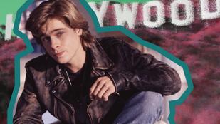 Brad Pitt hitt az álmaiban, aztán filmsztár lett
