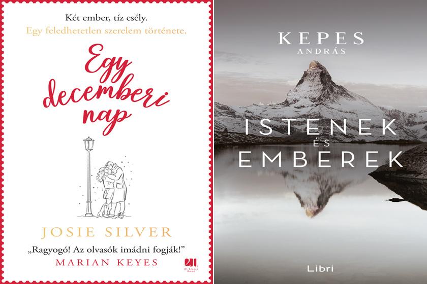 könyvek kollázs ajánló karácsony 2