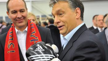 Érzékeny ponton támadta meg Orbán a fideszes teniszelnököt