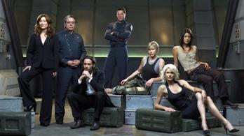 Még egy rebootot kap a Battlestar Galactica