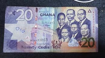 O1G: ghánai cedin, iraki dínáron és kajmán-szigeteki dolláron is ott van már a felirat