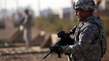 Amerika elkezdte kivonni a csapatait Szíriából