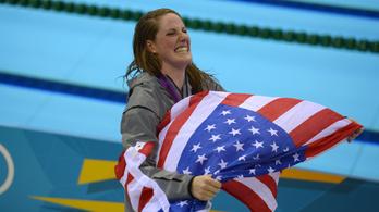 23 évesen visszavonult az ötszörös olimpiai bajnok amerikai úszó