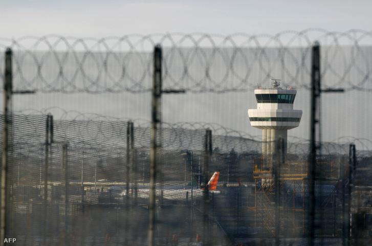 A gatwicki repülőtér