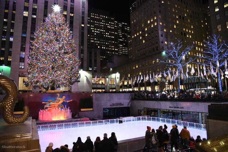 A Reszkessetek Betörök második része és egy rakás karácsonyi film óta tudjuk, hogy New York a karácsony egyik nemzetközi központja, sajátos hangulata és rengeteg fénye miatt ilyenkor nagyon sokan utaznak ide