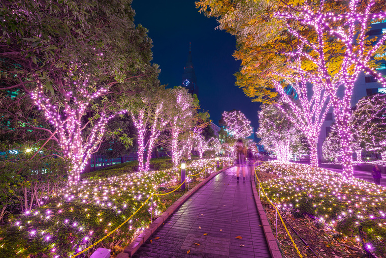 Ha Tokióról azt mondjuk, hogy a fények városa, azzal nem lepünk meg senkit