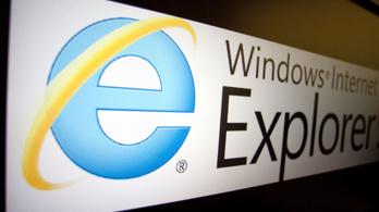 Vészfrissítést adott ki a Microsoft az Internet Explorerhez