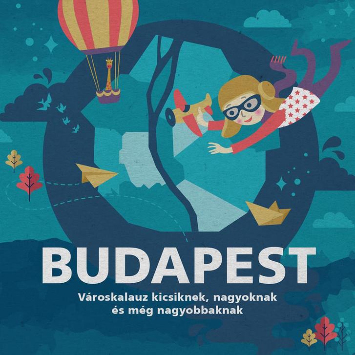 Dusik Móni Foki Péter Budapest Városkalauz
