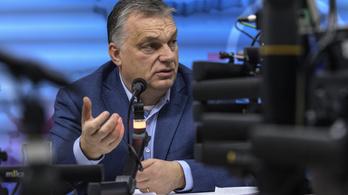 Megkérdezték Orbánt a túlóratörvényről, és válaszolt