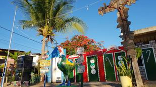 Műhó, műfenyők, Csendes éj és 30 fok – így telik Brazíliában a karácsony