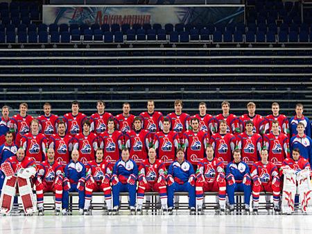 A Lokomotiv Jaroszlavl csapata
