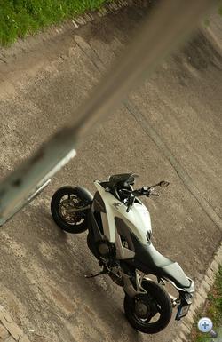 Túrázni és egy jót motorozni alkalmas