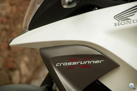 A Crossrunner alapja a sima, már megismert VFR800