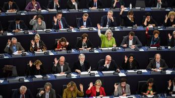 Migránsokat támogató állásfoglalást szavaztak meg fideszes EP-képviselők
