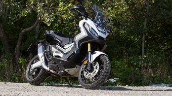 Teszt: Honda X-Adv – 2018.