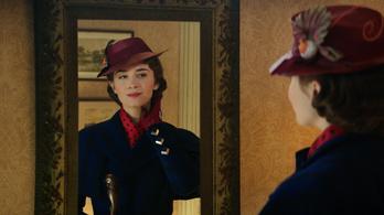 Nincs az a kanál cukor, amivel le lehetne nyelni az új Mary Poppinst