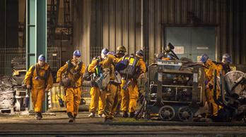 13 embert megölt a sújtólégrobbanás egy cseh bányában