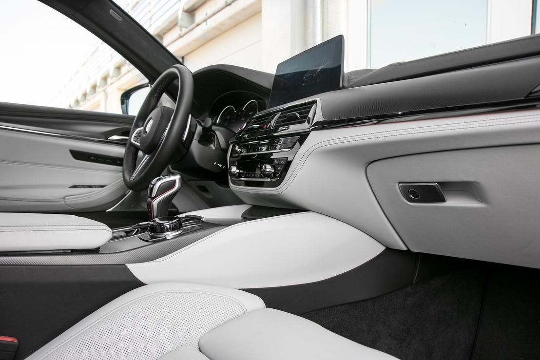 Mostanra beérett a BMW iDrive rendszere, szuperkönnyű használni