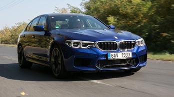 BMW M5 (F90) – 2018.