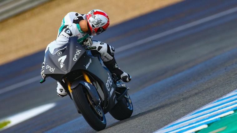 Miért bűzlik a villanyos MotoGP?