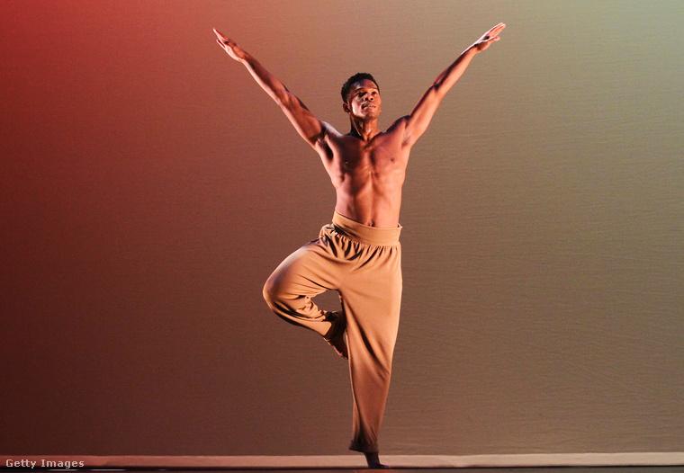 Az amerikai kortárs tánc egyik leghíresebb együttesét Alvin Ailey alapította