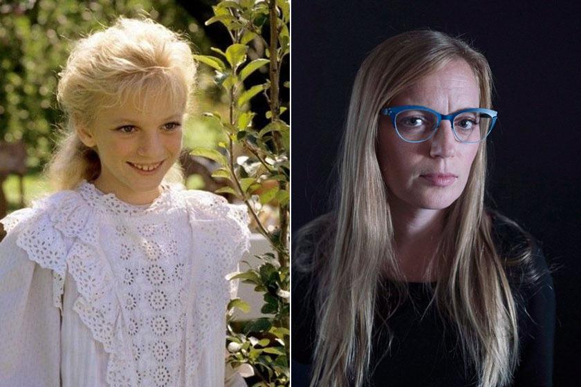 Sarah Polley rengeteget változott a sorozat óta.