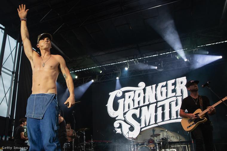 Granger Smith neve minden bizonnyal csak a countryrajongóknak mond valamit