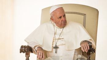 Pápa: A pedofil papok adják fel magukat