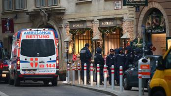 Lövöldözés volt Bécs belvárosában