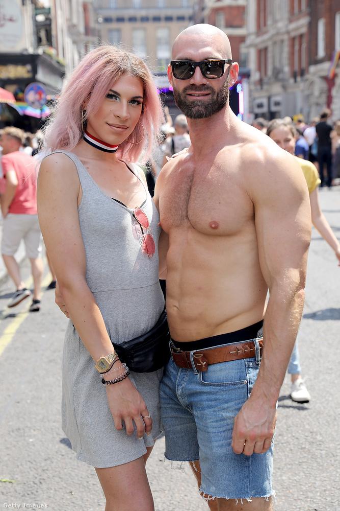 Ők az idei londoni pride-on vonultak