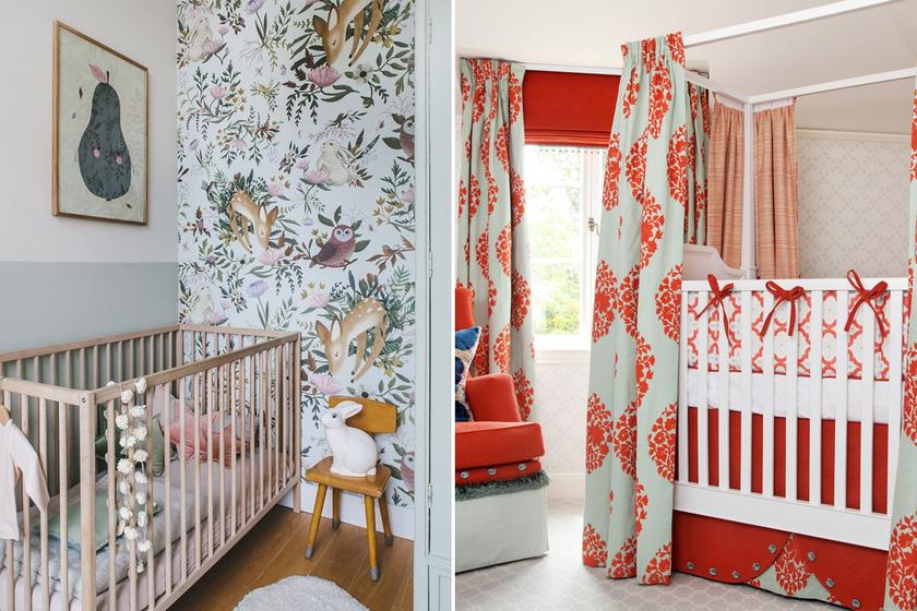 7 babasarok, amit kis lakásban alakítottak ki: fejedelmi fészek nappaliban vagy hálóban
