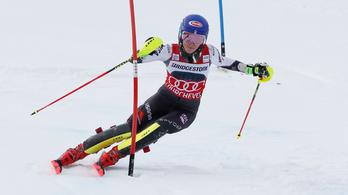 Shiffrin újabb győzelmével beállította példaképe rekordját