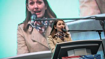 Két nő vezeti a Momentum EP-listáját