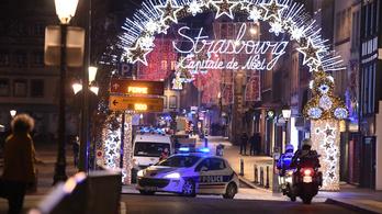 Az Iszlám Államnak fogadott hűséget a strasbourgi merénylő