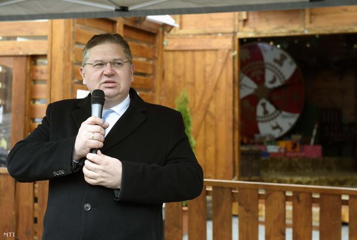 Bajkai István, a Fidesz országgyűlési képviselője