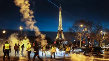 Őrizetbe vették a francia sárgamellényesek egyik vezetőjét
