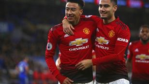 Mourinho után a United tükörsimán nyert