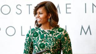 Ezért szeretjük annyira Michelle Obamát