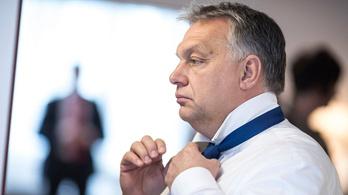 Orbán most épp kedvesen sorosozott